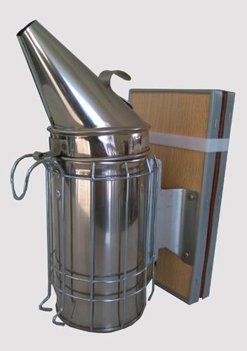 Fumigador Aço Inox Pequeno 8cm c/ Protecção