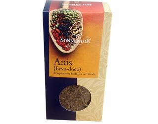 Anis (erva-doce) em grão - Condimento Biológico