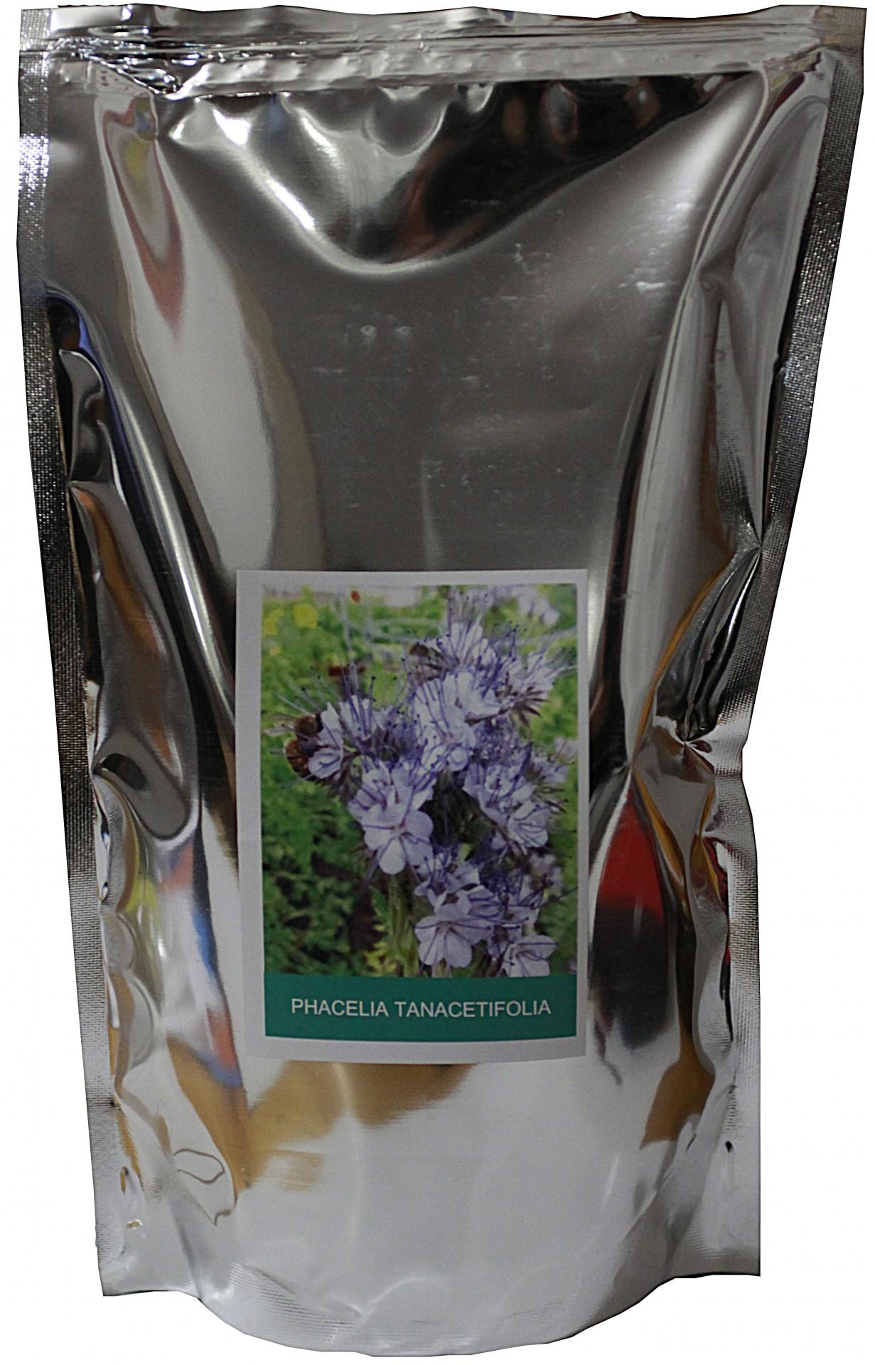 Phacelia 500gr - Phacelia Tanacetifolia