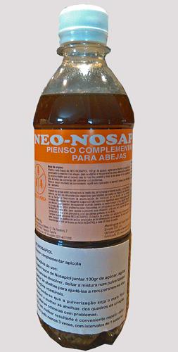 Neonosapiol - Tratamento Intestinal das Abelhas