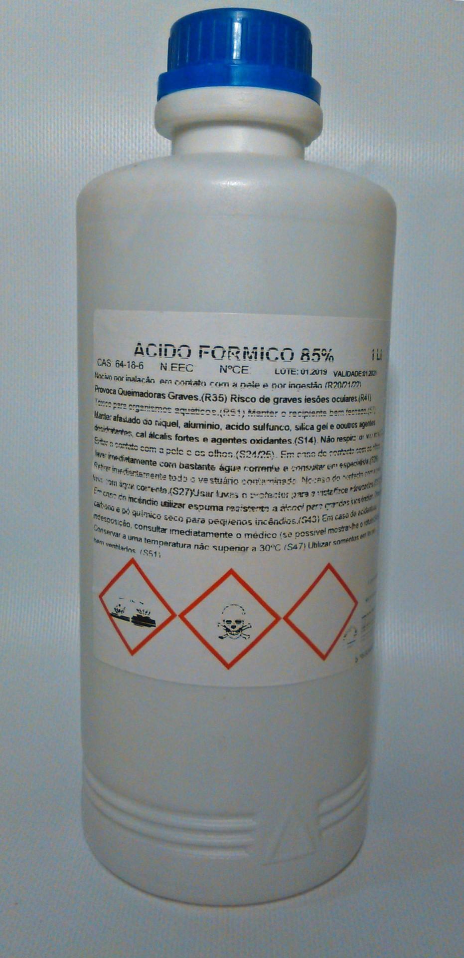 Acido Fórmico 1Lt