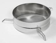 Filtro Simples em Inox para Bidões 200-400kg