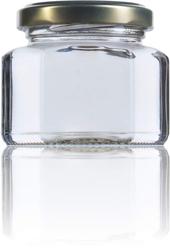 Frasco 106ml - Hexagonal - Avulso
