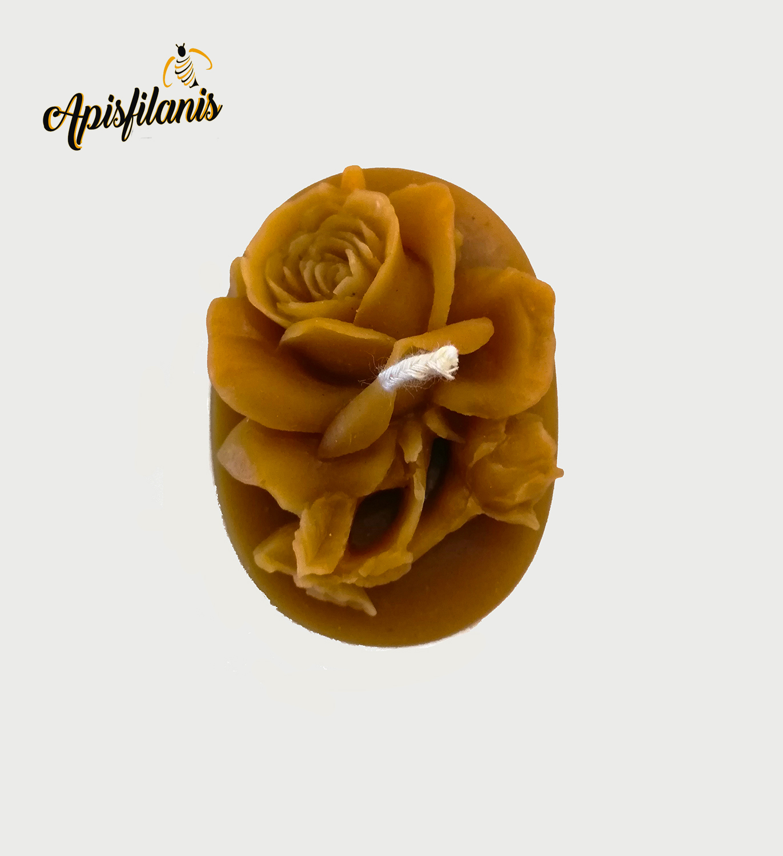 Vela Modelo Flor