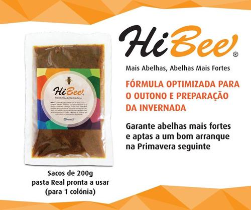 Hibee Pasta - Saqueta 200gr