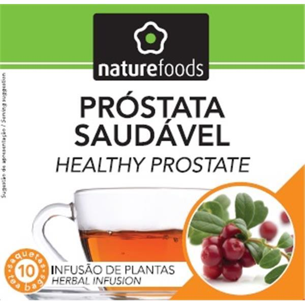 Chã Próstata Saudável 10 saquetas