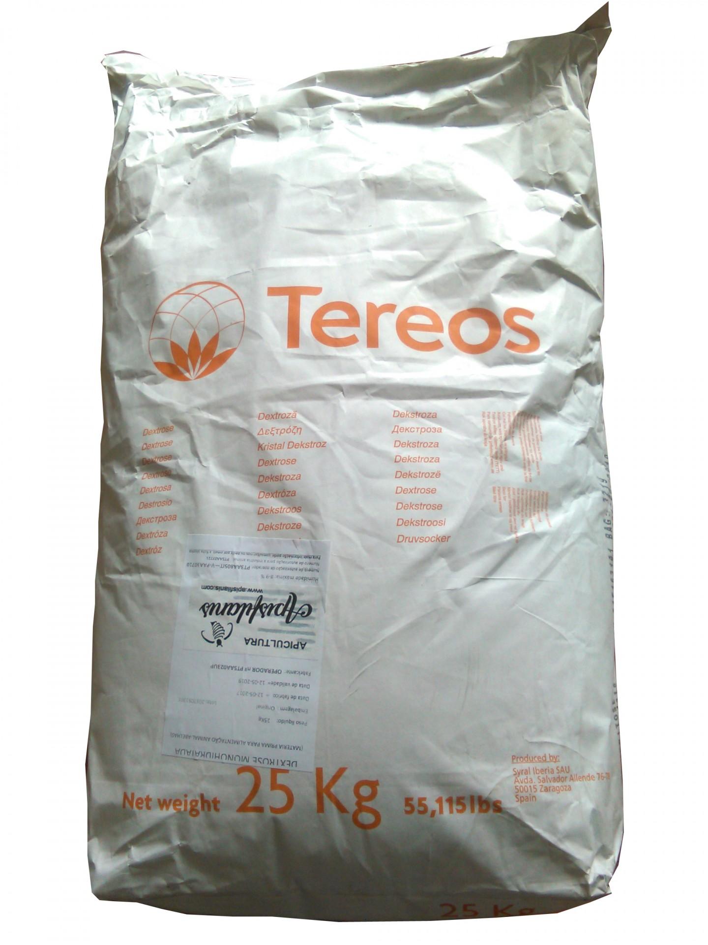 Dextrose Monohidratada saco 25kg