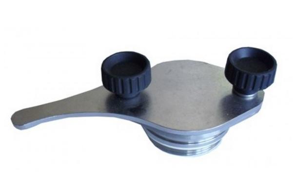 Torneira Inox de diametro 40