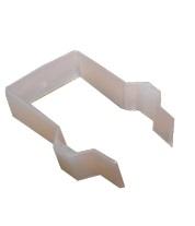 Separador quadros em plástico