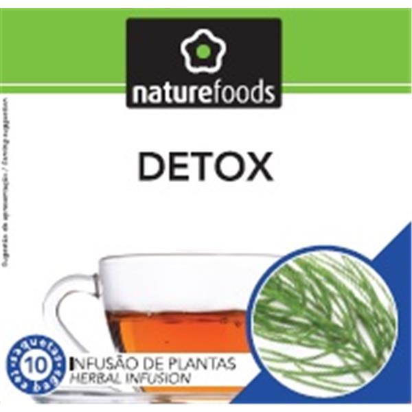 Chá Detox 10 saquetas
