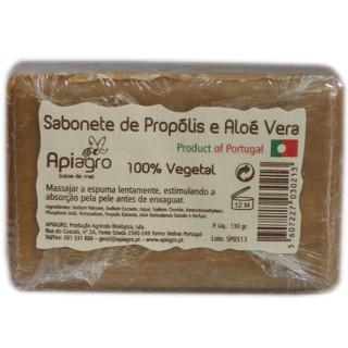Sabonete de Própolis e Aloé Vera