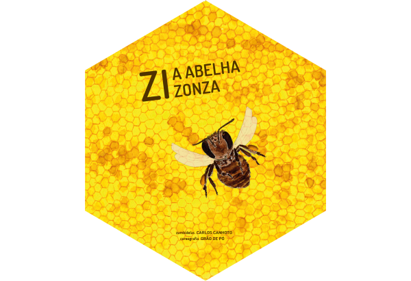 "Livro ""Zi a Abelha Zonza"""