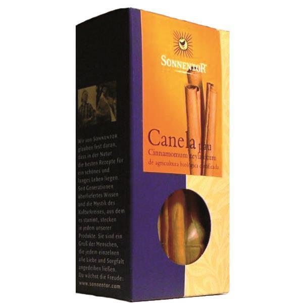 Canela Pau (zeylanicum) - Condimento Bio 18gr