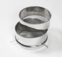 Filtro Duplo em Inox para Bidões 50-100kg
