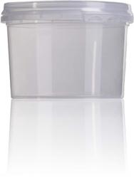 Recipiente Plástico 280ml - Caixa 600 uni