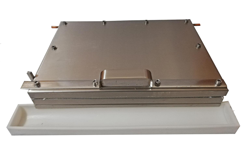 Prensa para moldar Cera Refrigerada 330X255 mm
