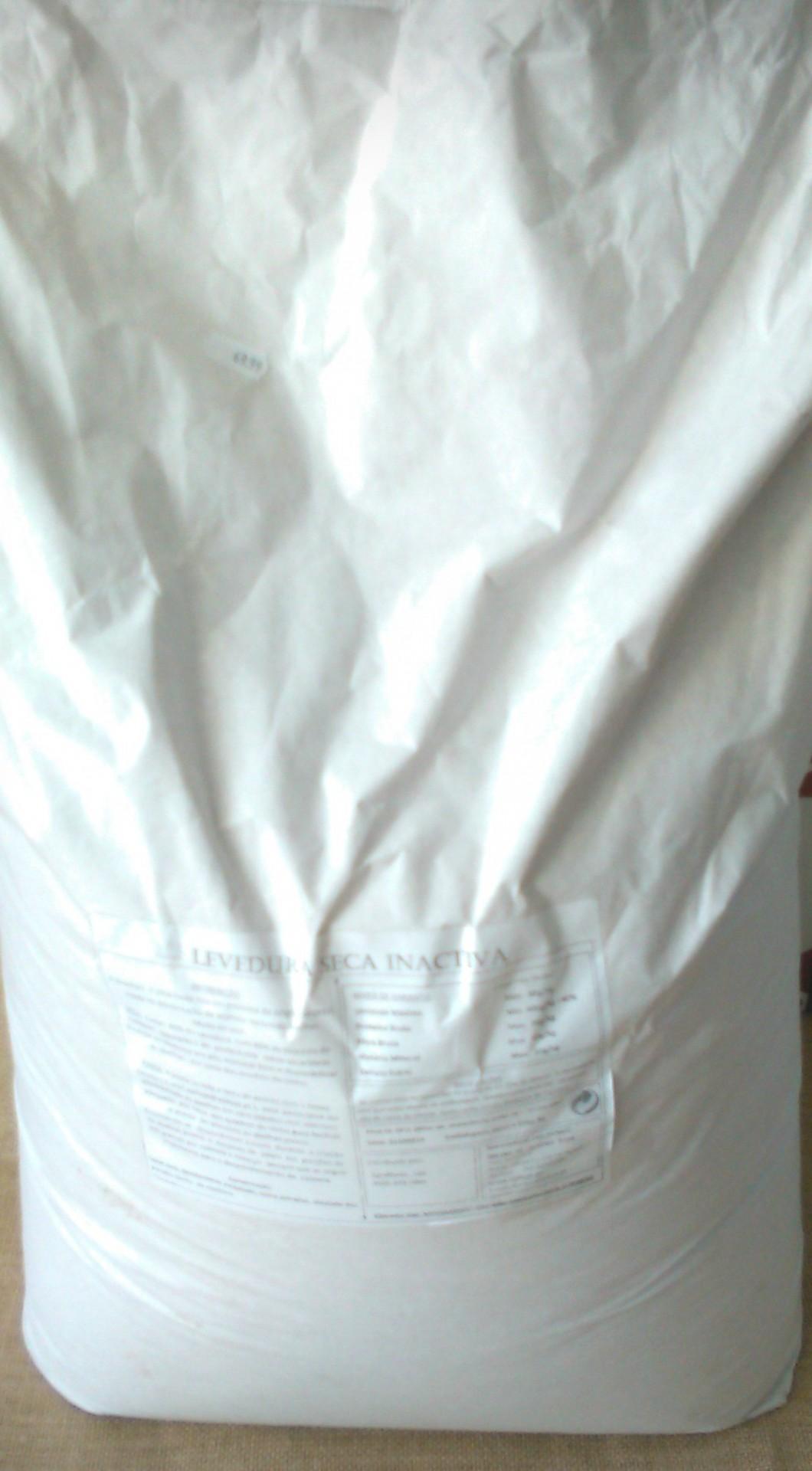 Levedura Desidratada Inactiva Saco 25kg
