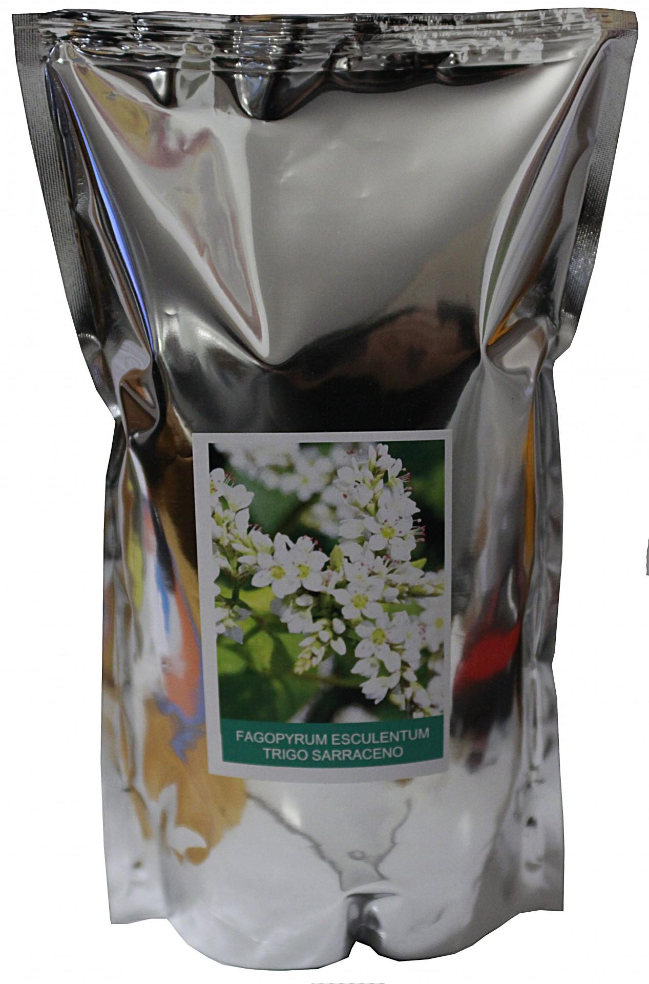 Trigo Sarraceno 25kg - Fagopyrum esculentum