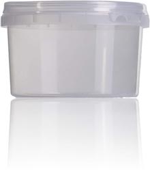 Recipiente Plástico 500ml - Palete