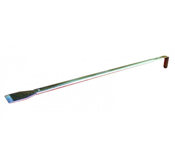 Faca Crestadeira c/ Formão Aço Inox