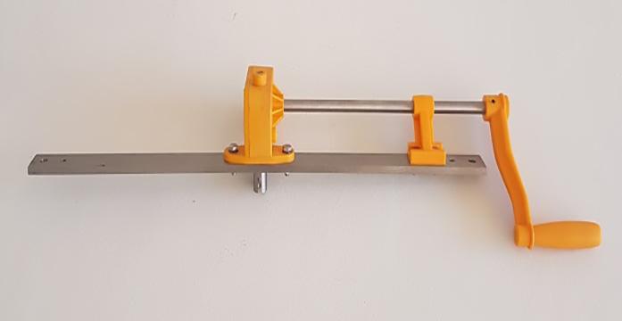 Engrenagem manual para Extractores
