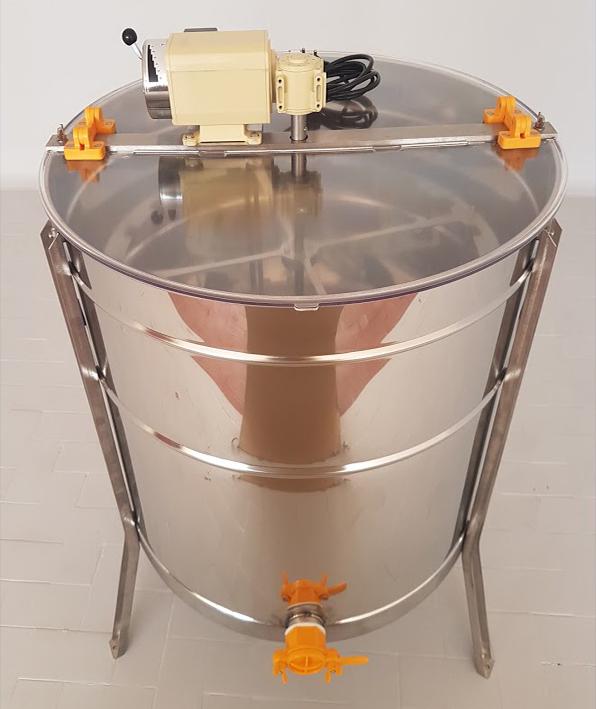 Extractor Inox Eléctrico Radial 9 1/2 quadros