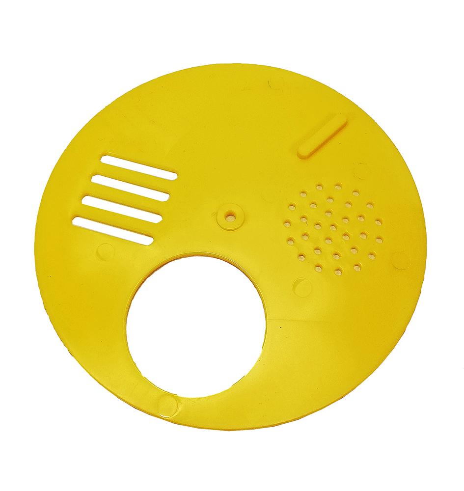 Disco regulador de entrada em plástico 12,5cm