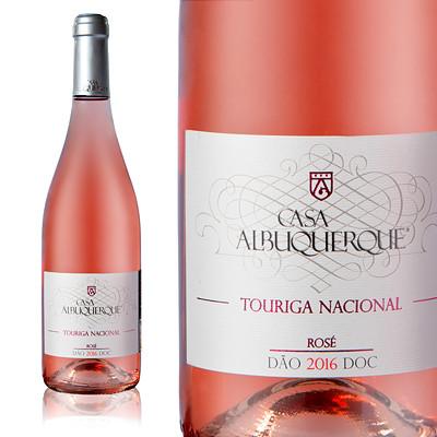 Vinho Rosé Touriga Nacional - Casa Albuquerque - Dão