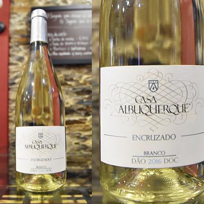 Vinho Branco Encruzado - Casa Albuquerque - Dão