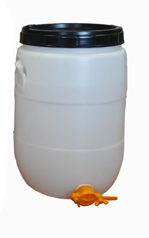Bidão Plástico 30lt c/ torneira