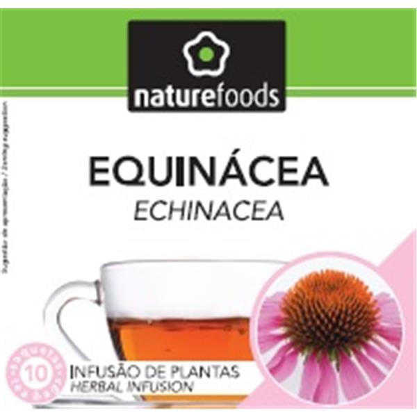 Chá Equinácea 10 saquetas
