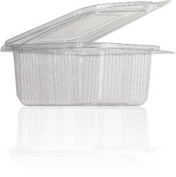 Recipiente Plástico 1500ml - Caixa ou Bolsa 100 uni