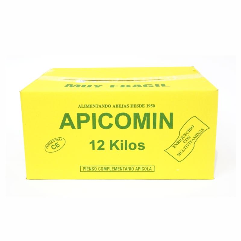 Caixa Apicomin Estimulante 12kg