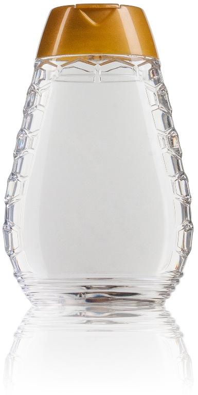 Frasco Doseador Plástico 250ml (350gr) - Avulso
