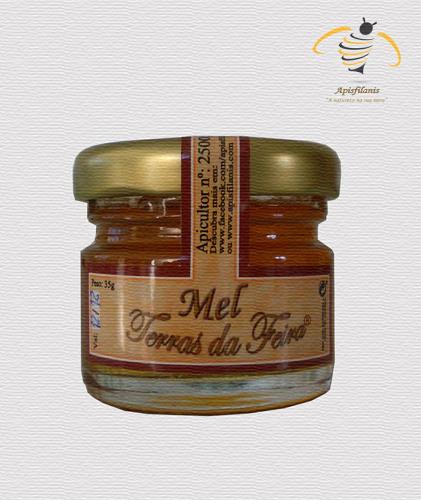 Frasco Miniatura de Mel - Mel Terras da Feira 35gr
