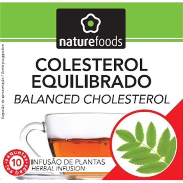 Chá Colesterol Equilibrado 10 saquetas