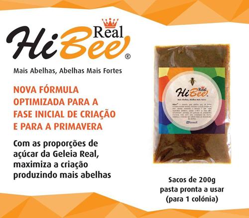 Hibee Pasta Real - Saqueta 200gr