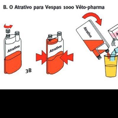 Armadilha para Vespas Kit 2