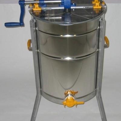 Extractor Inox Manual Tangencial 3/6 quadros