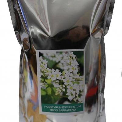 Trigo Sarraceno 1kg - Fagopyrum esculentum
