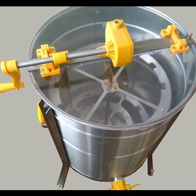 Extractor Inox Manual Radial 8 1/2 quadros