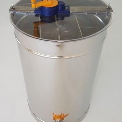 Extractor Inox Manual Tangencial 2/4 quadros
