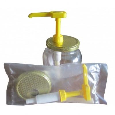 Dispensador Mel em Plástico