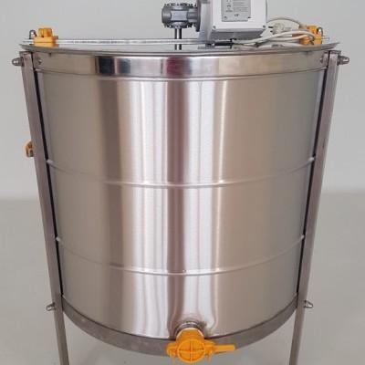 Extractor Inox Eléctrico Radial 16 1/2 quadros Reforçado