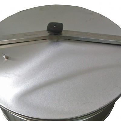Caldeira Aço Inox Eléctrica para Cera 200lt