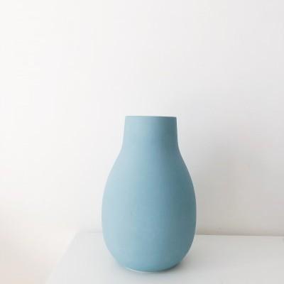 Jarra Azul texturada
