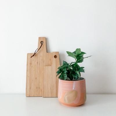 Pote/Vaso Padrão Texturado II