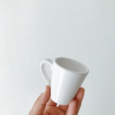 Chávena Café Branca