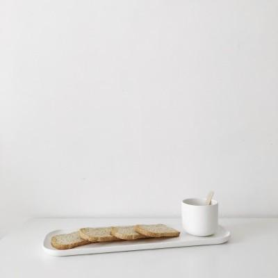 Taça Branca Lisa