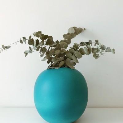 Jarra Bola Azul Turquesa